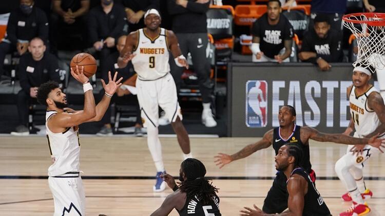 NBA'de Gecenin Sonuçları | Nuggets 3-1 geriden gelip Clippers'ı devirmeyi başardı!