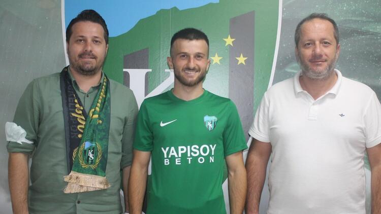 Transfer haberleri | Kocaelispor, Trabzonspor'dan Murat Cem Akpınar'ı kiraladı!