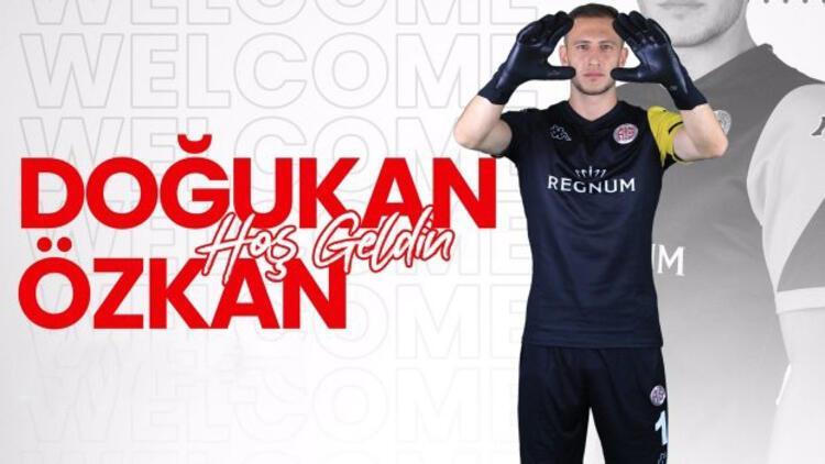 Transfer haberleri | Doğukan Özkan, Antalyaspor'da!