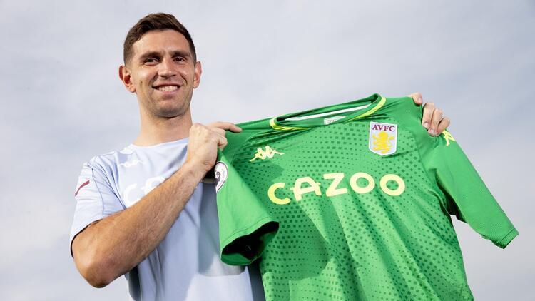 Transfer haberleri   Emiliano Martinez, Aston Villa'da! 20 milyon euro...