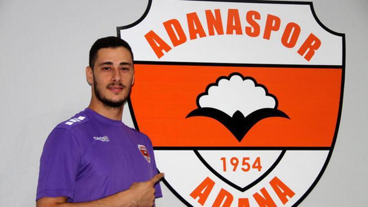 Transfer haberleri | Burak Çapkınoğlu, Adanaspor'da! 2 yıllık sözleşme...