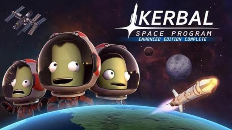 Kerbal Space Program: Enhanced Edition oyun konsollarına geldi
