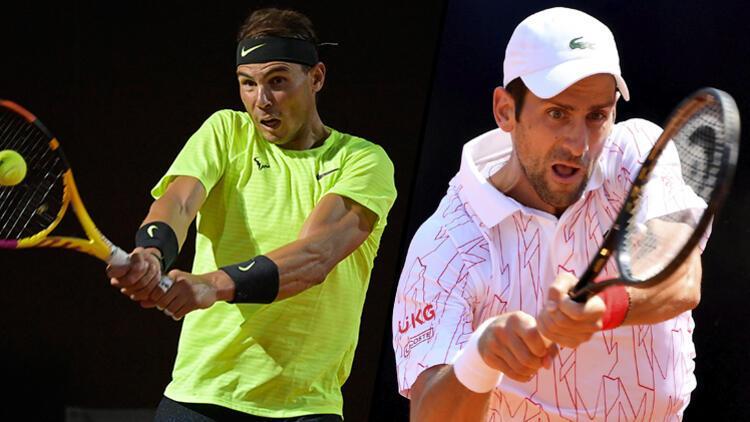 Djokovic ve Nadal, Roma Açık'ta zorlanmadan tur atladı