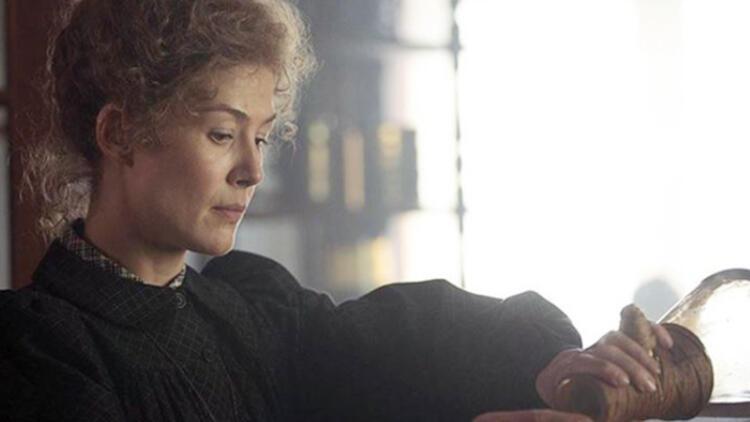 Nobel Ödülü kazanan ilk kadın Marie Curie'nin hikayesi beyazperdede