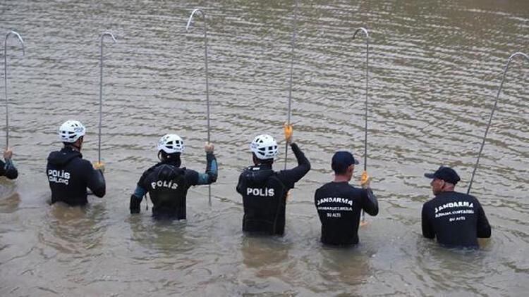 Giresun'da selde kaybolan 4 kişi aranıyor