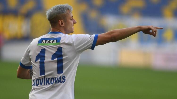 """Arvydas Novikovas: """"Çok daha iyi maçlar oynayacağımı biliyorum..."""""""