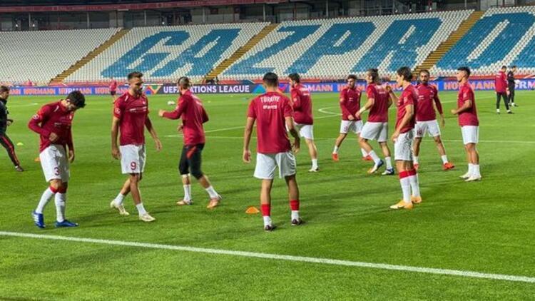 Türkiye, FIFA dünya sıralamasında 3 basamak düştü!