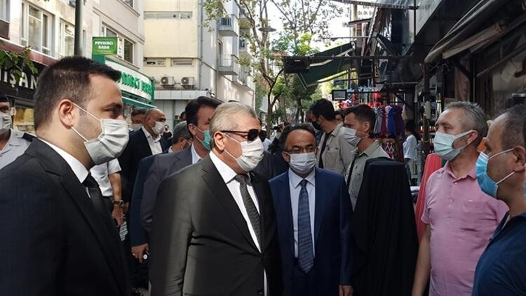 Bursa'da koronavirüs denetimi