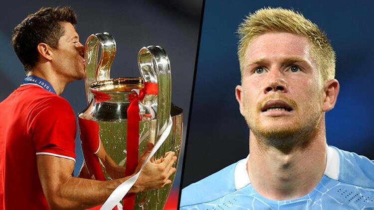 Son Dakika Heberi   UEFAda yılın futbolcuları için aday listesi belli oldu