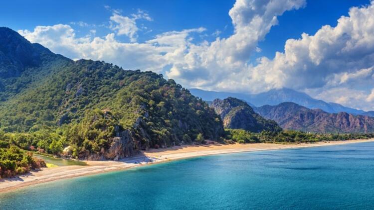 Kalabalıktan uzak cennet sahiller