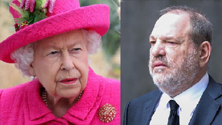 ABD'li film yapımcısı Harvey Weinstein'a İngiltere'den darbe! Nişanı iptal edildi