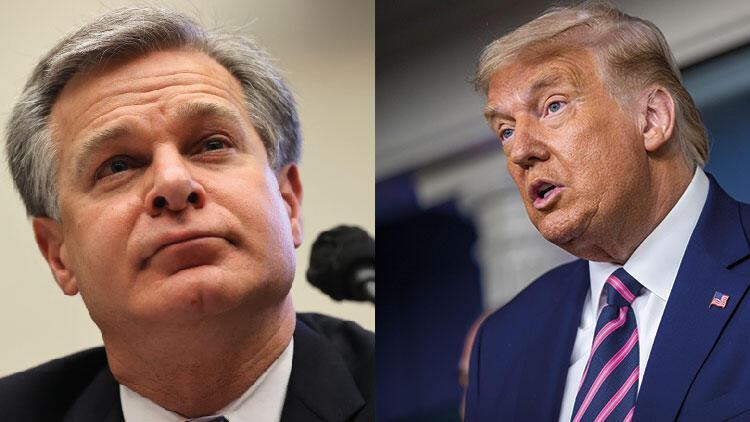 Trump ile FBI Direktörü arasında gerginlik! 'Beni son derece rahatsız etti'