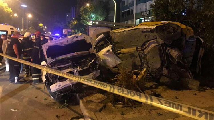 Adana'da zincirleme kaza! Çok sayıda yaralı var