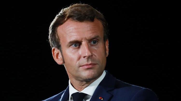 Son dakika! Macron'dan Türkçe Doğu Akdeniz mesajı