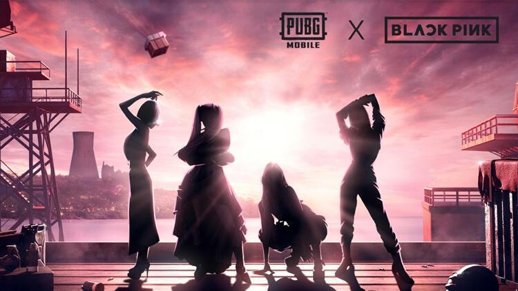 BLACKPINK ve PUBG MOBILE ortaklığı geliyor