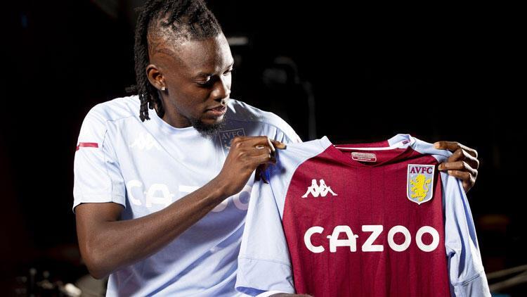 Aston Villa, Lyon'dan Bertrand Traore'yi transfer etti