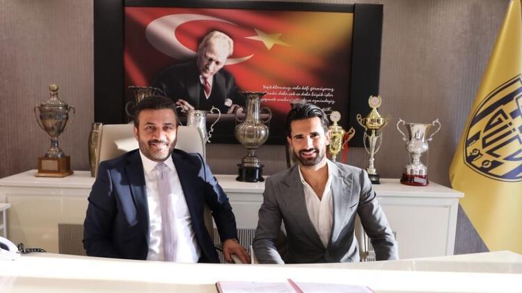 Son Dakika | Ankaragücü, Alper Potuk transferini açıkladı!