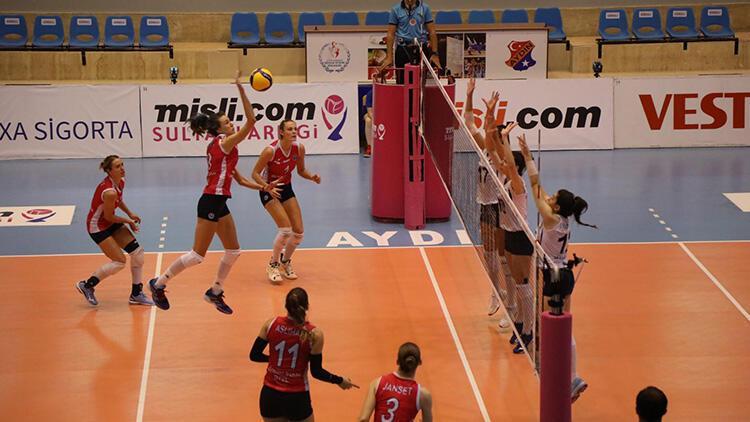 Aydın Büyükşehir Belediyespor 3-0 İlbank