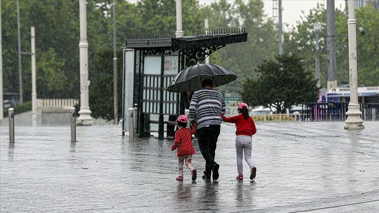 Hafta sonu hava nasıl olacak? Meteorolojiden sağanak uyarısı!