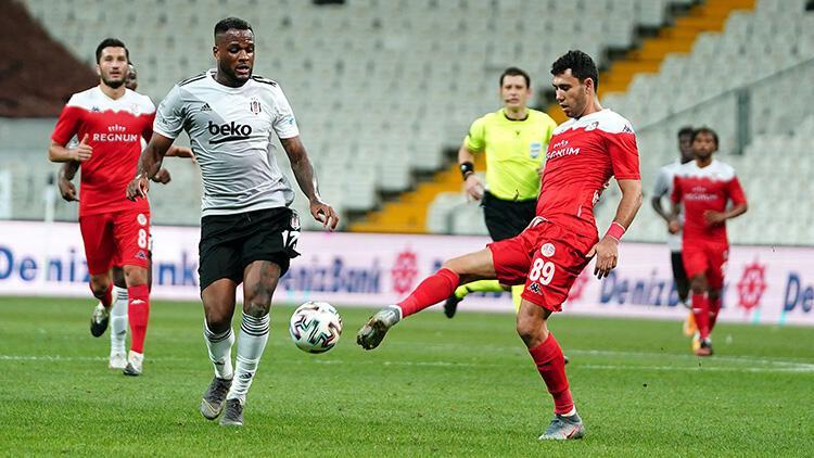Beşiktaş 1-1 Antalyaspor(Maç özeti)
