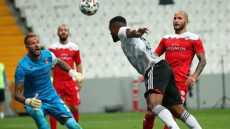 Son Dakika | Beşiktaş'ta Cyle Larin'den itiraf: 'Çok geliştim, iyi durumdayım'