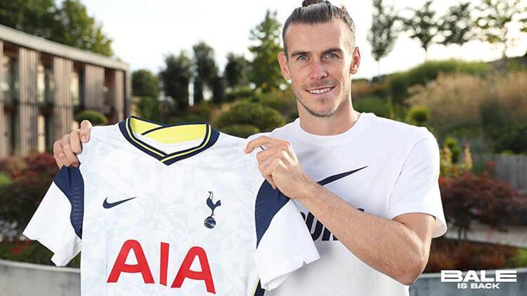 Son Dakika Transfer Haberi | Gareth Bale resmen Tottenham'da!