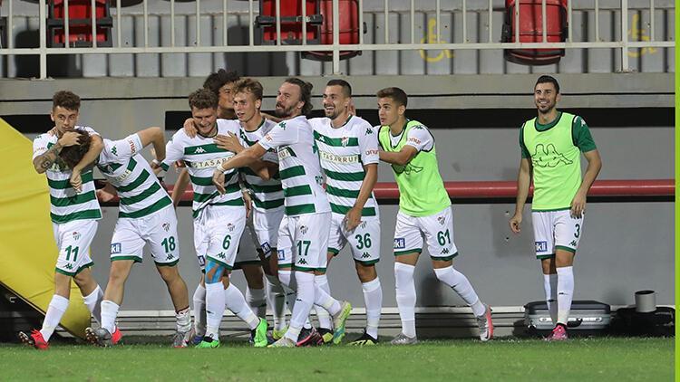 Altınordu 0-2 Bursaspor