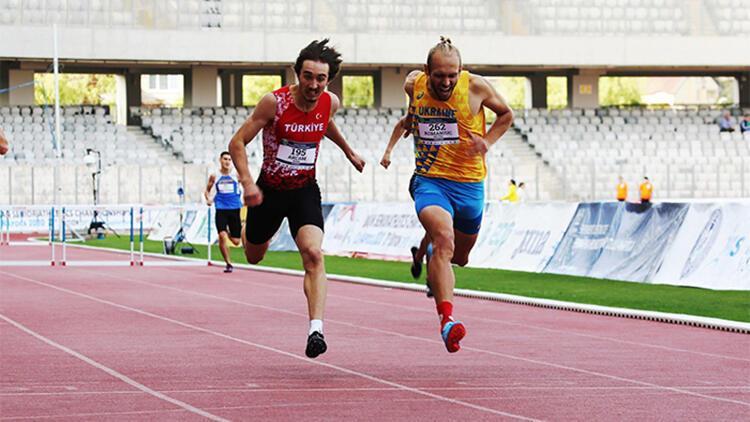 Balkan Şampiyonası'nda yarışan milli atletlerden 13 madalya