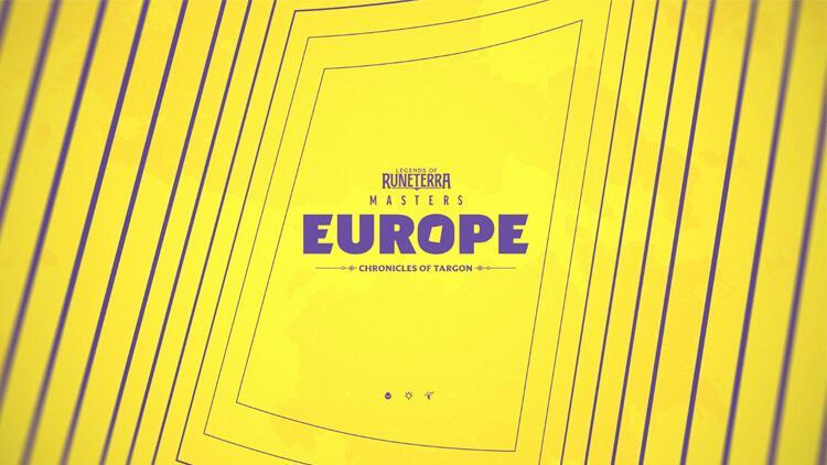 Legends of Runeterra Masters Europe etkinliği duyuruldu