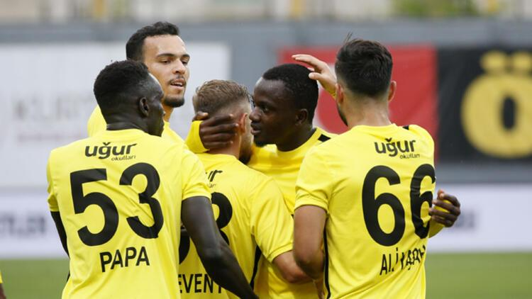 İstanbulspor 2-1 Altay