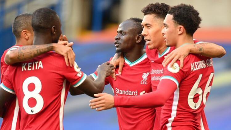 Chelsea 0-2 Liverpool / Maç özeti