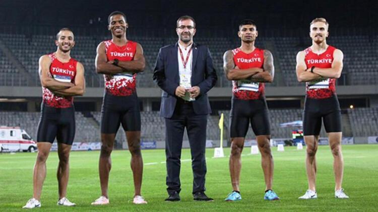 Atletizm Milli Takımı, Balkan Şampiyonası'nı 21 madalya ile tamamladı