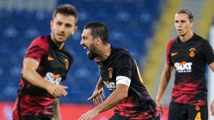 Galatasaray'ın konsantrasyonu yüksek Arda Turanın aidiyet duygusu...