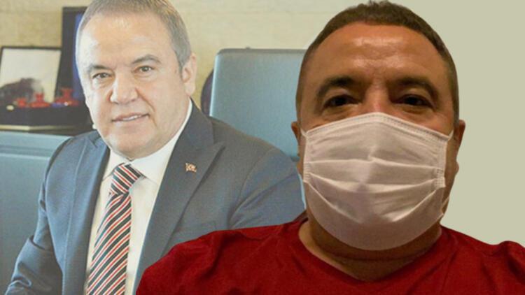 Antalya Büyükşehir Belediye Başkanı Muhittin Böcek'in klinik seyrinde düzelme