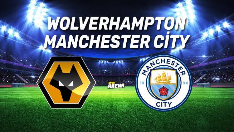Wolverhampton Manchester City maçı saat kaçta, hangi kanalda?