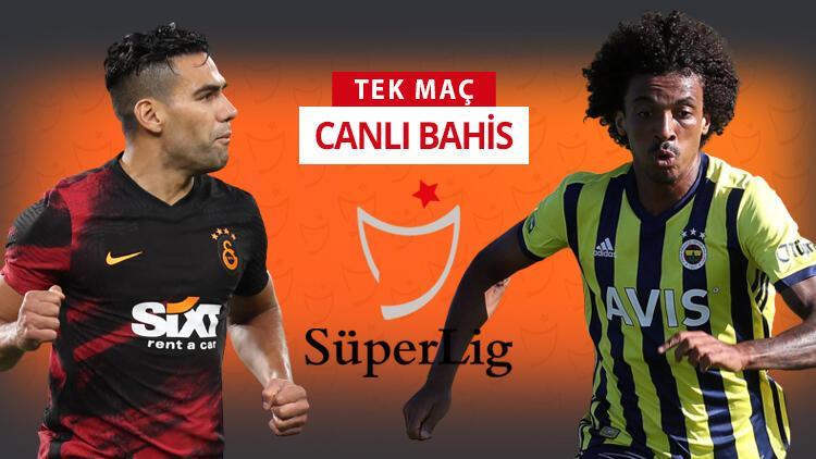 Son dakika | Derbinin iddaa oranları belli oldu! Galatasaray'ın konuğu Fenerbahçe olacak...