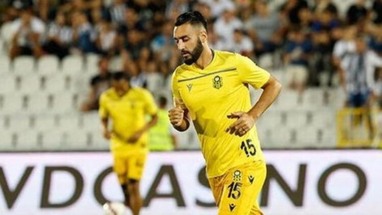 Transfer haberleri   Yeni Malatyaspor'da Mustafa Akbaş kadro dışı!