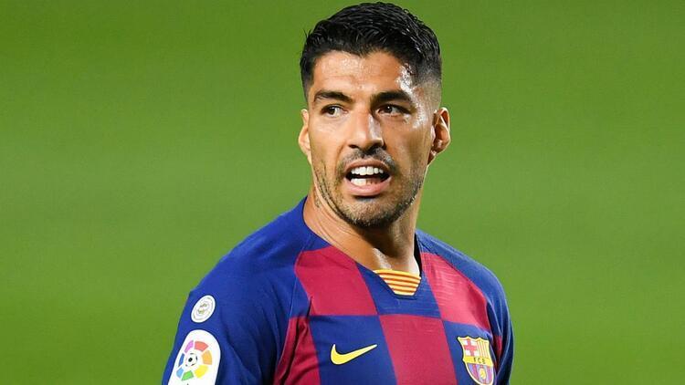 Son Dakika | Luis Suarez, Atletico Madrid'e transfer oluyor!