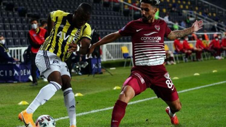 Fenerbahçe 0-0 Hatayspor (Maçın özeti)