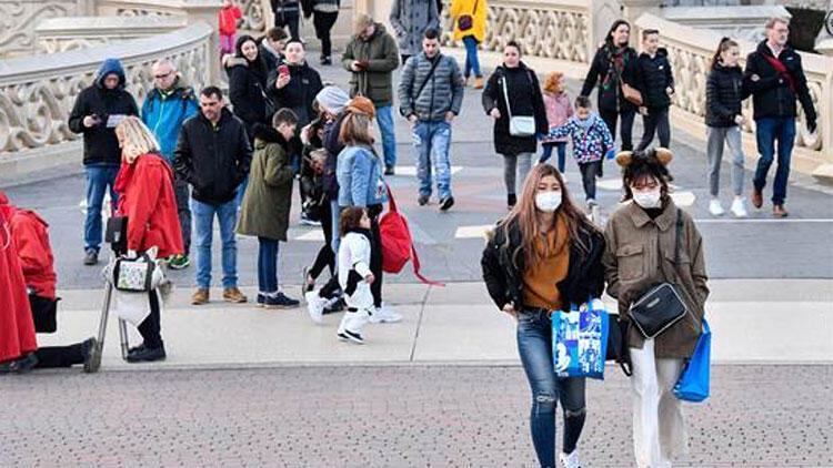 Fransa'da koronavirüs salgının seyri kötüleşmeye devam ediyor!
