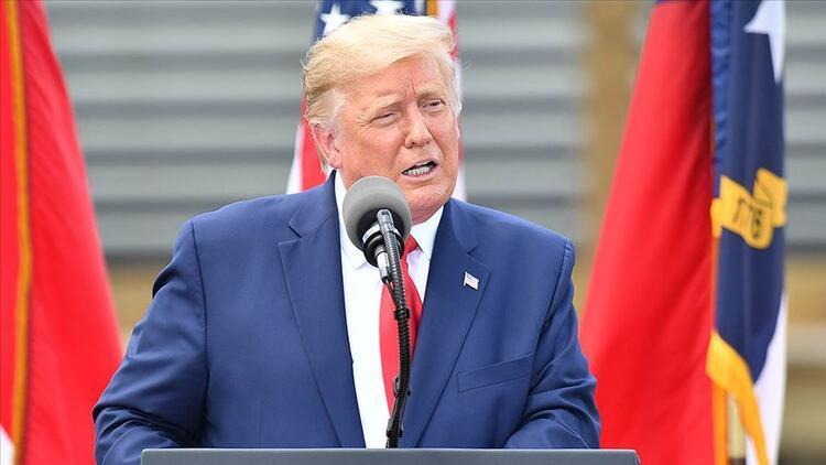 Trump: İran'ın nükleer silah sahibi olmasına izin vermeyeceğiz