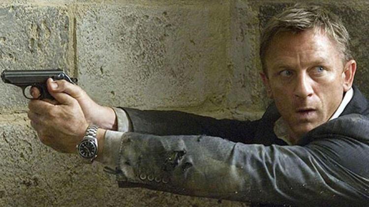 İngiltere polisi, James Bond'un çalınan silahlarının peşinde