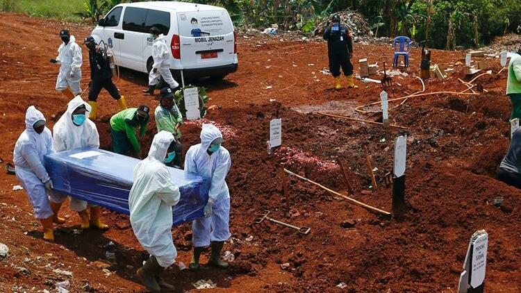Asya ülkelerinde koronavirüs bilançosu açıklandı
