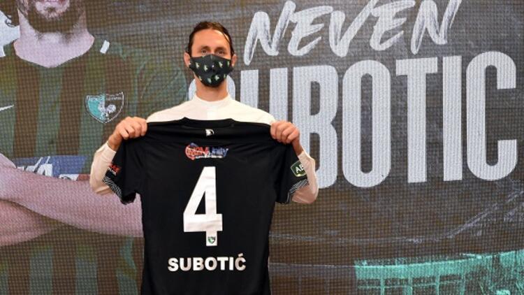 Denizlispor'da Neven Subotic ilk 11'e göz kırptı! - Spor Haberi