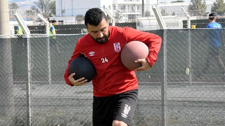 Balıkesirspor, Akhisarspor maçına hazırlanıyor! Savunma hataları...