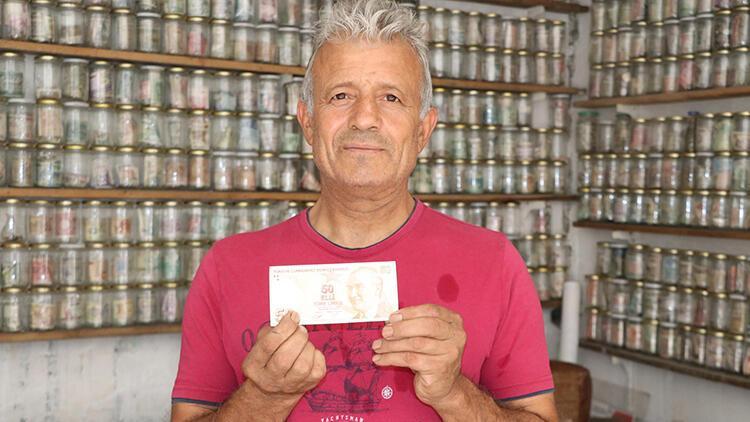 Para kolekisyoneri: 'Hatalı basım' paraların değeri yok
