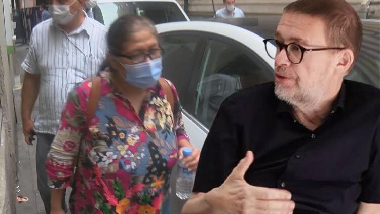 Son dakika... Karaköy'de Amerikalı gazeteci ölü bulunmuştu! Eşi ifade verdi