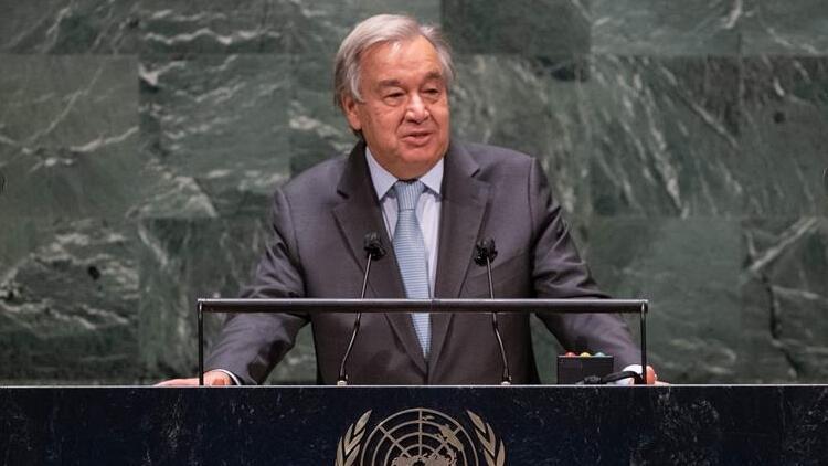 Son dakika haber: BM Genel Sekreteri'nden ateşkes çağrısı