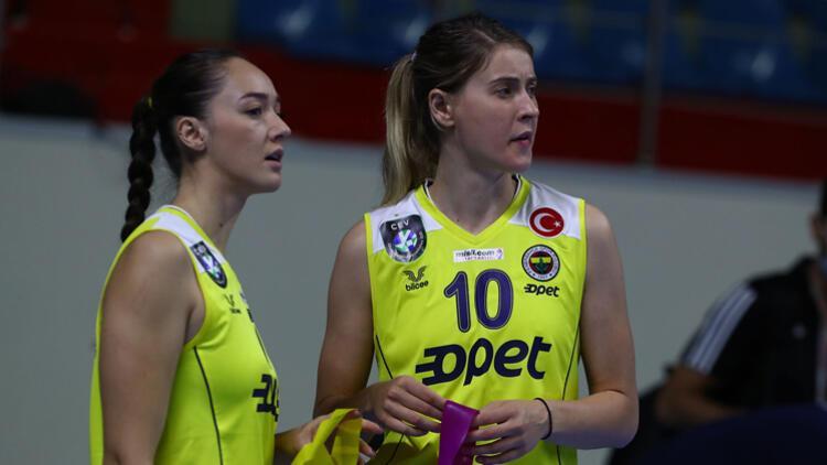 Fenerbahçe Opet son sette kaybetti