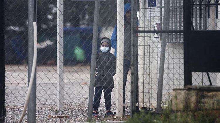 Yunanistan'a sığınmacılar için  suç duyurusu